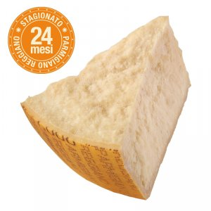 Cheese Italian Parmesan DOP matured for 24 months